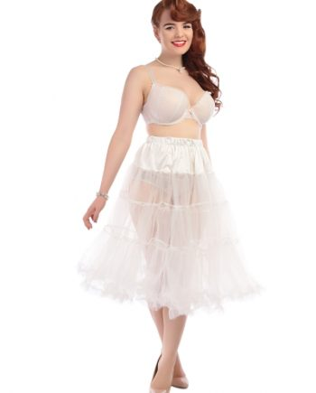 Lolita Pettiocoat  White 2