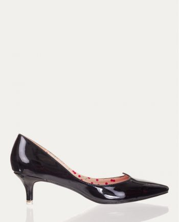 Banned Vilma Black pumps