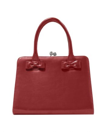 Jessica Bag Red Front