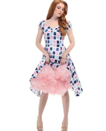Maddy Petticoat Pink