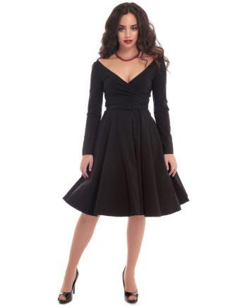 Nicky_Doll_Dress_Black