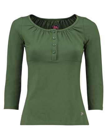 shirt luna green