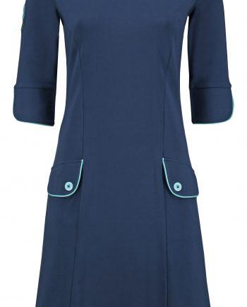 Tante Betsy Dress Lynn Navy