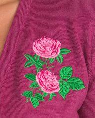 Centifolia Rose Shrug In Wine 1