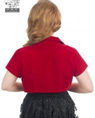 Red Velvet Bolero 2