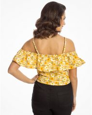 charo-yellow-gingham-floral3849