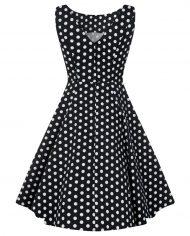 hepburn-polka-dot-doll-dress-zwart