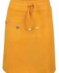 skirt_zipper_solid_gold