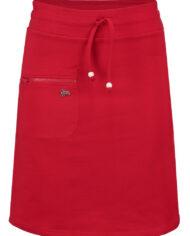 skirt_zipper_solid_red_