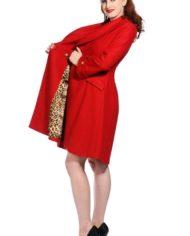 vintage coat red banned 3