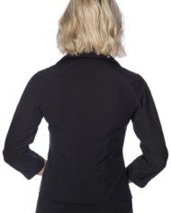 Banned Janine blouse zwart 2