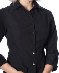 Banned Janine blouse zwart 3