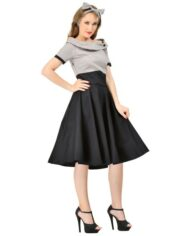 darlene grey black