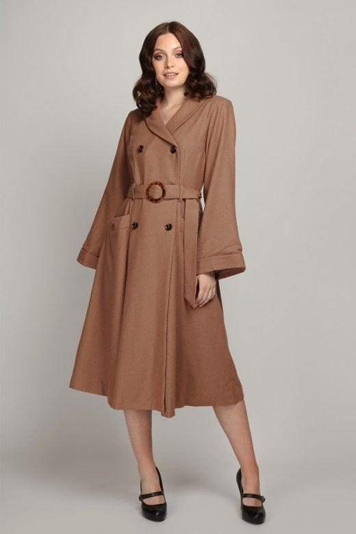 Alison Plain Coat